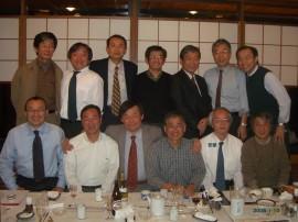 2008-1-10 篠崎を囲む会