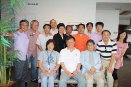 2013-8-01 イモケン歓迎会